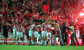 """Το """"μάγκικο"""" Κύπελλο του 1999 (vid)"""
