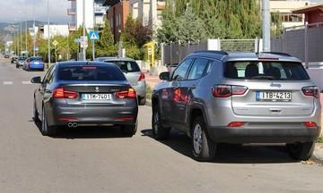 Φλας ή αλάρμ πριν το παρκάρισμα;