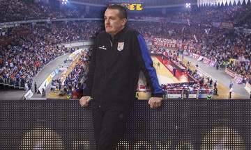 Ο Αναστόπουλος πάει... για κώλυμα και στο Ολυμπιακός - Προμηθέας