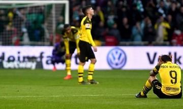 Bundesliga: Η Μπορούσια Ντόρτμουντ «χαρίζει» τον τίτλο στη Μπάγερν Μονάχου