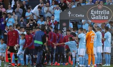 """Η Θέλτα νίκησε 2-0 τα """"δεύτερα"""" της Μπαρτσελόνα (highlights)"""