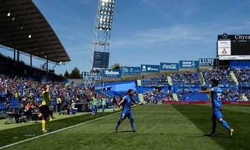 La Liga: Κοντά στο Champions League η Χετάφε (highlights)