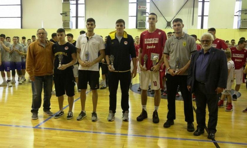 Πανελλήνιο Εφήβων: MVP ο Ποκουσέφσκι