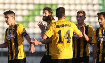 """Λεβαδειακός - ΑΕΚ 0-3: Το """"καλό εισιτήριο"""" του Europa League η Ένωση (highlights)"""