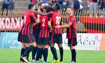 Τριγλία - Νέστος 0-0: Φουσκώνει το ποτάμι της ανόδου