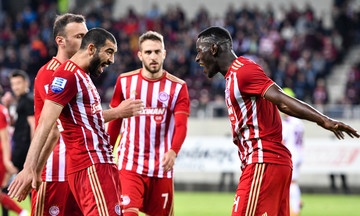 Τα highlights του ΑΕΛ-Ολυμπιακός 0-3 (vid)