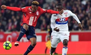 Ligue 1: Έσωσε το βαθμό η Λιόν, 2-2 με τη Λιλ (αποτελέσματα, βαθμολογία)