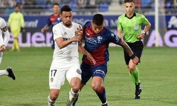 La Liga: Η Βαλένθια τράβηξε «εξάσφαιρο» και υποβίβασε την Ουέσκα! (highlights)