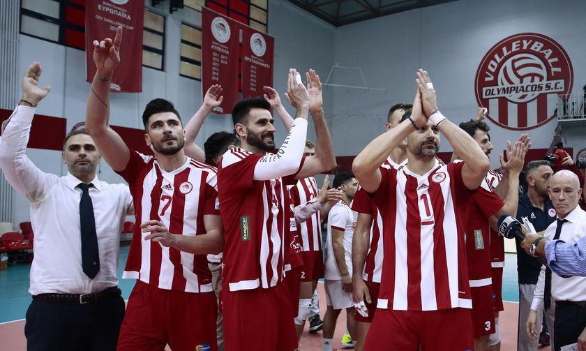 Ολυμπιακός: Στη Θεσσαλονίκη με τον ΠΑΟΚ για τον δεύτερο τελικό