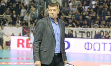 Φιλίποφ: «Συγχαρητήρια στον Ολυμπιακό, θα παλέψουμε μέχρι το τέλος»