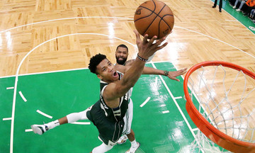 NBA Top-5: Στην κορυφή ο Αντετοκούνμπο