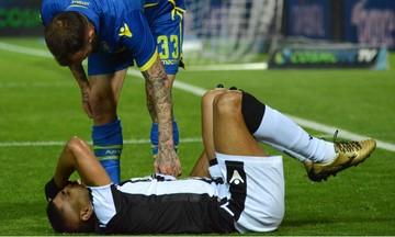 Τελικός Κυπέλλου Ελλάδας: Καλά νέα για Μάτος και Γιαννούλη στον ΠΑΟΚ