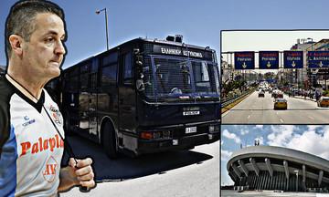 Απίστευτο: Με κλούβα στο ΣΕΦ ο Αναστόπουλος