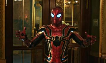 Το νέο τρέιλερ του «Spider-Man: Μακριά Από τον Τόπο του»