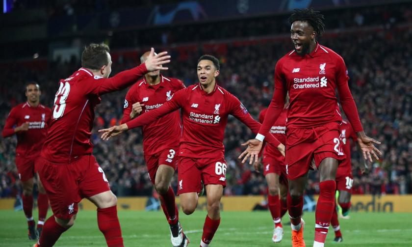 Λίβερπουλ-Μπαρτσελόνα 4-0: Τα highlights της επικής πρόκρισης