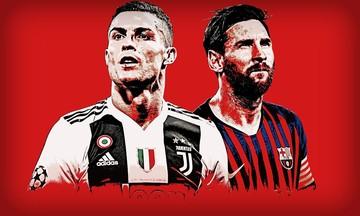 Champions League: Πρώτη φορά μετά από 6 χρόνια τελικός χωρίς Μέσι ή Ρονάλντο!