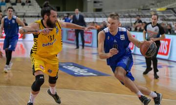 Ντόμινο στην Basket League: Παραμένει στη κατηγορία η Κύμη, πρώτη η ΑΕΚ!