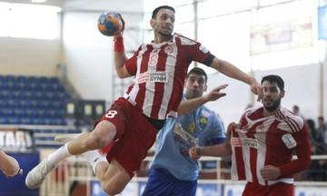 Στους τελικούς Handball Premier ο Ολυμπιακός
