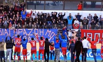 Μπαράζ Γ΄ Εθνικής: Ο Διαγόρας στο 90+ νίκησε 1-0 την Καλαμάτα (vid)