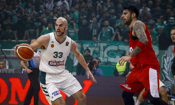 Ίδια μέρα με τον τελικό του Κυπέλλου Ελλάδας το Παναθηναϊκός - Ολυμπιακός στο μπάσκετ!