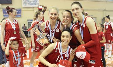 Συγχαρητήρια Μαρινάκη για το γυναικείο μπάσκετ