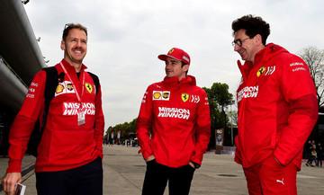 Με νέα μονάδα ισχύος στη Βαρκελώνη η Ferrari