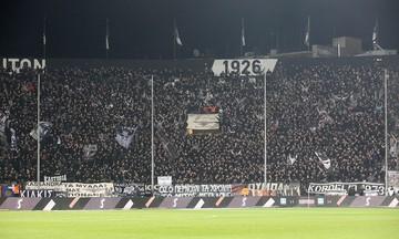 Τελικός κυπέλλου Ελλάδας: Στην Τούμπα οι οπαδοί του ΠΑΟΚ!