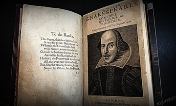Με δυο λέξεις… Σαίξπηρ