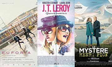 Νέες ταινίες: Euforia, Η πιο Μεγάλη Απάτη, Το Μυστήριο του Κυρίου Πικ
