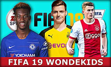 FIFA 19: Τα κορυφαία wonderkids για το career mode (Μέρος 1ο)