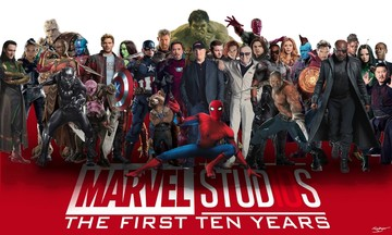 Marvel Studios: Έρχονται οκτώ νέες ταινίες μέχρι το 2022