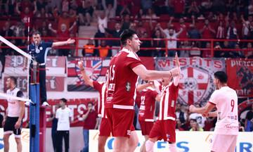 Ολυμπιακός - ΠΑΟΚ: Στο πόδι το «Μ. Μερκούρη» για τον τίτλο (vid)