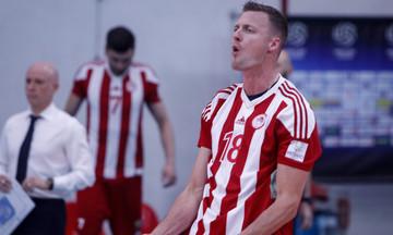 Πολυτιμότερος παίκτης της Volley League ο Ραούβερντινκ