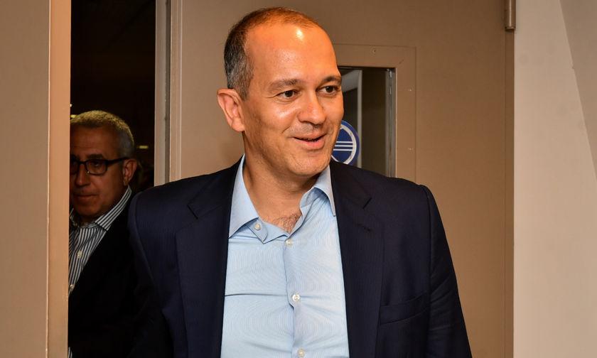 Αγγελόπουλος: «Για ένα καπρίτσιο του Γιαννακόπουλου έπεσε το Λαύριο»