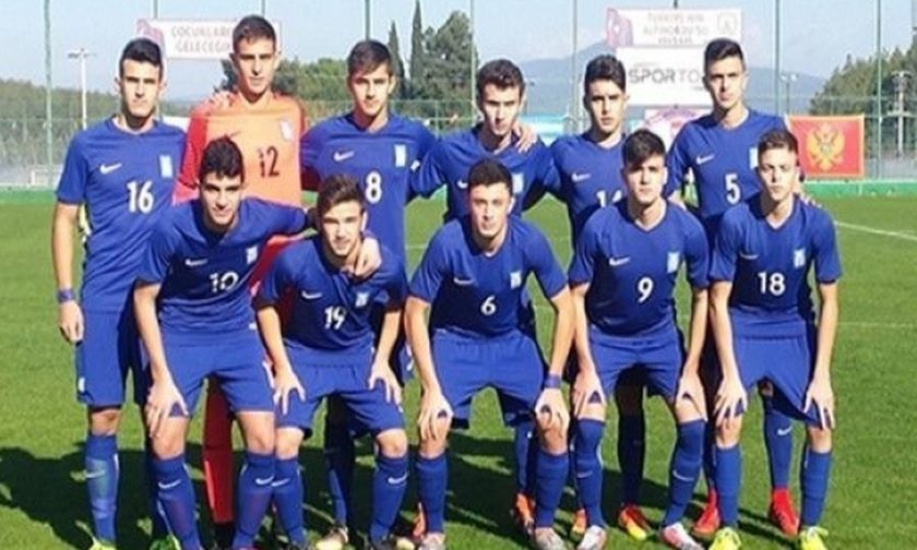 Tσεχία - Ελλάδα 2-0: Αντίο στο Euro Κ17