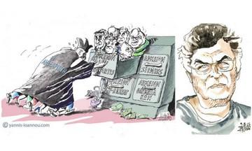 Πέθανε ο σκιτσογράφος Γιάννης Ιωάννου - Θλίψη στη δημοσιογραφική οικογένεια