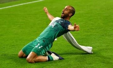 Κορυφαίος παίκτης της εβδομάδας στο Champions League ο Λούκας Μόουρα