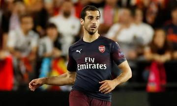 Europa League: Ο Μικιταριάν μπορεί να χάσει τον τελικό λόγω πολιτικής κόντρας Αρμενίας-Αζερμπαϊτζάν