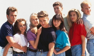 To πρώτο trailer της επιστροφής του Beverly Hills (χωρίς τον Luke Perry)