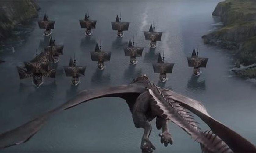 Game of Thrones: Το Kings Landing μάνα καίγεται (ή θα καεί)!