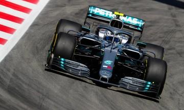 Grand Prix Βαρκελώνης: Ο Μπότας τερμάτισε πρώτος στα ελεύθερα δοκιμαστικά