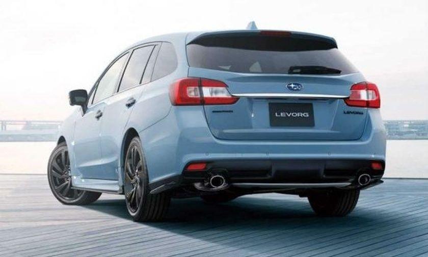Νέο Subaru Levorg STI Sport με έως 300 ίππους