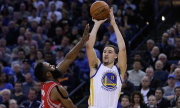 NBA Top-5: Στην κορυφή το καθοριστικό τρίποντο του Τόμσον (vid)