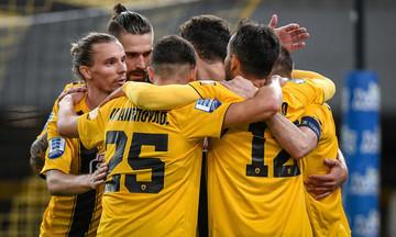 AEK: Με μαύρα περιβραχιόνια στον τελικό κυπέλλου