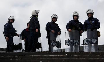Τέσσερις συλλήψεις για τα επεισόδια στη Μεταμόρφωση