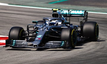 Grand Prix Βαρκελώνης: Στον Μπότας η pole position