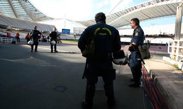 Τελικός Κυπέλλου Ελλάδας: «Δρακόντεια» μέτρα, ταυτοποίηση και εξονυχιστικός έλεγχος!