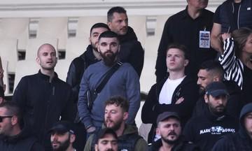 Δεν κάθεται στα επίσημα ο Γιώργος Σαββίδης