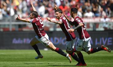 Τορίνο-Σασουόλο 3-2: «Ταύροι» για Ευρώπη (vid)