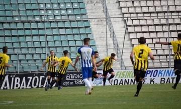 Θεσπρωτός-Νίκη Βόλου 2-0: Πήραν την άνοδο οι γηπεδούχοι